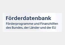 Logo Förderdatenbank