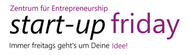 start-up friday Logo