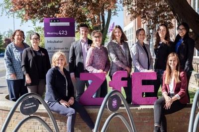 ZfE Team SoSe 2019