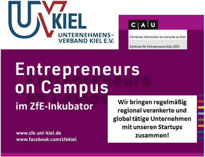 Entrepreneurs on Campus