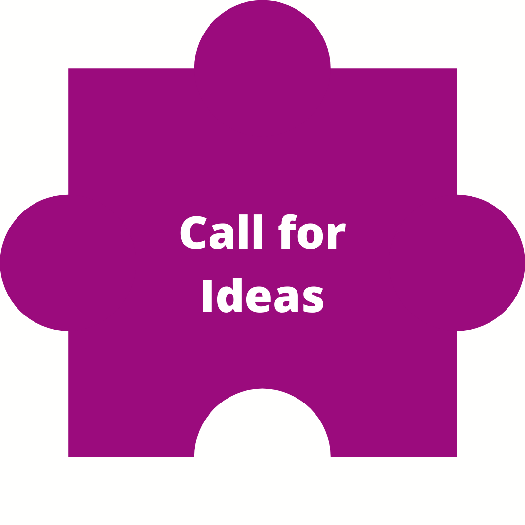 Call for Ideas Puzzle