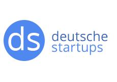 Logo deutsch startups
