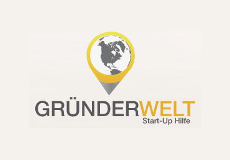 Logo Gründerwelt