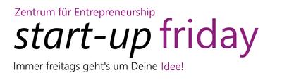 start-up friday Logo